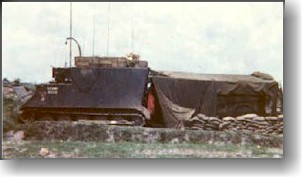 M-577 - Command Post - K Troop - 11th Armored Cavalry ...